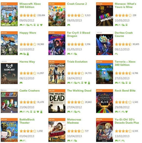 free-xbla-games-collection