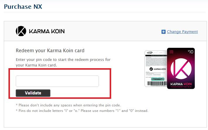 purchase-nx-karma