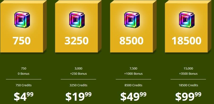 free-trove-credits